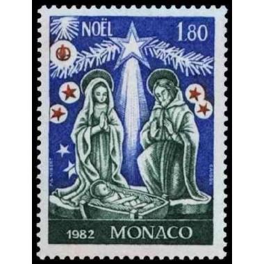 Monaco Neuf ** N° 1353