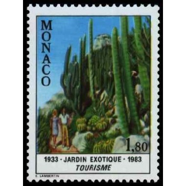 Monaco Neuf ** N° 1360