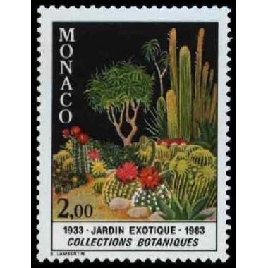 Monaco Neuf ** N° 1361