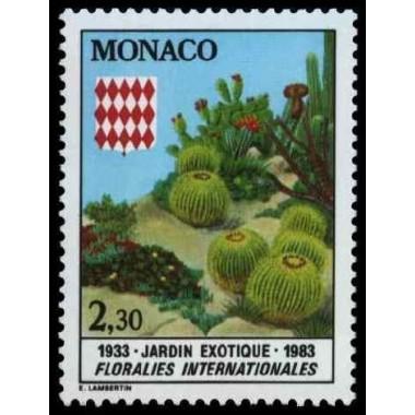 Monaco Neuf ** N° 1362