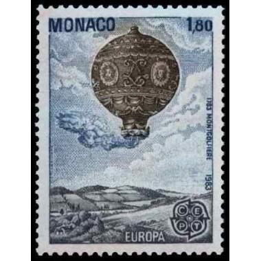 Monaco Neuf ** N° 1365