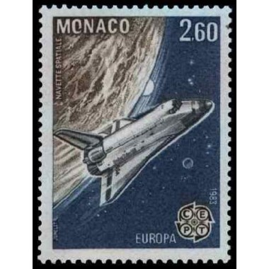 Monaco Neuf ** N° 1366
