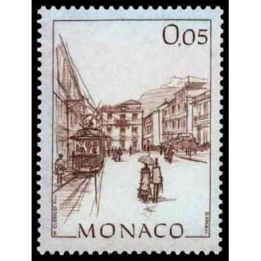 Monaco Neuf ** N° 1404