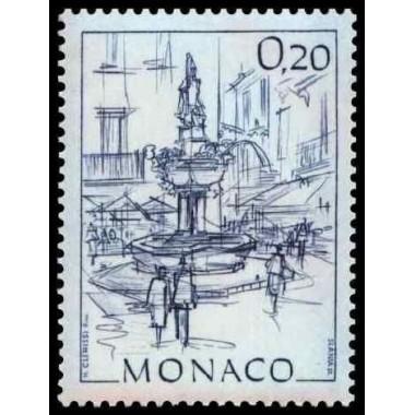 Monaco Neuf ** N° 1407