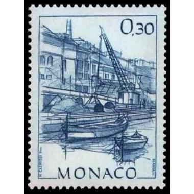 Monaco Neuf ** N° 1408
