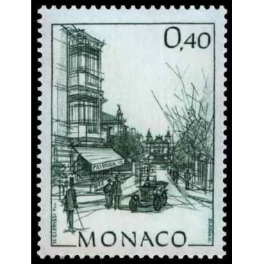 Monaco Neuf ** N° 1409