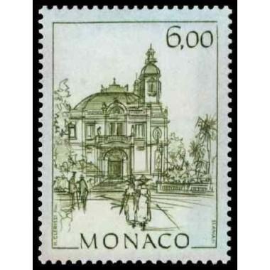 Monaco Neuf ** N° 1411