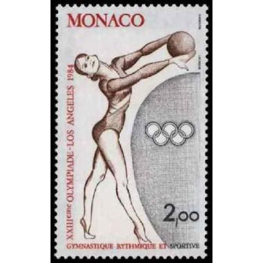 Monaco Neuf ** N° 1412
