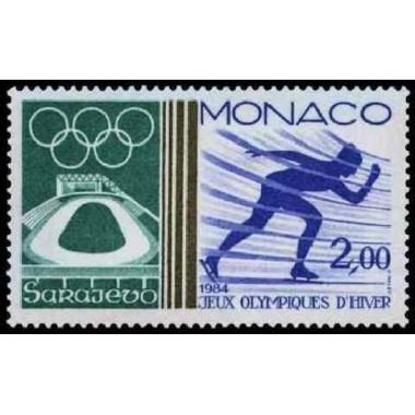 Monaco Neuf ** N° 1416