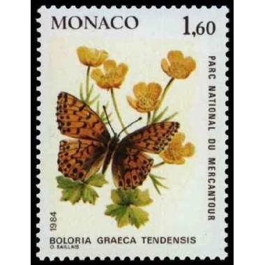 Monaco Neuf ** N° 1420