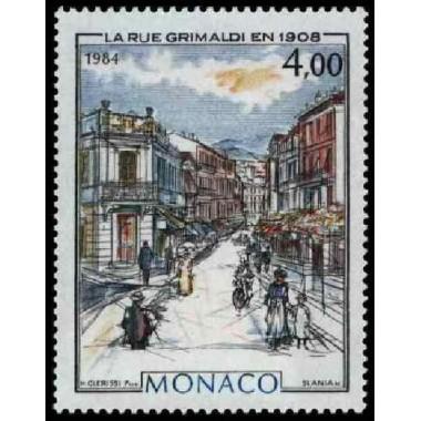 Monaco Neuf ** N° 1433