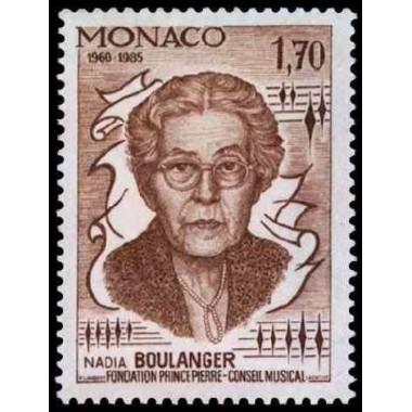 Monaco Neuf ** N° 1471
