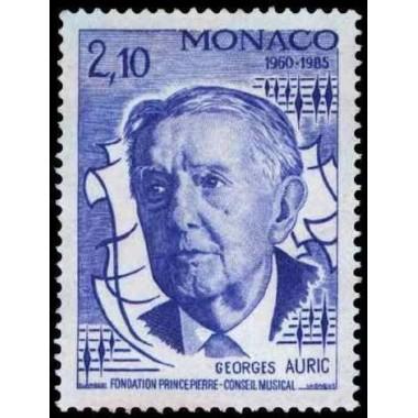 Monaco Neuf ** N° 1472