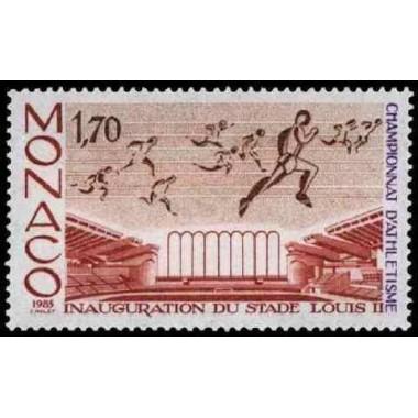 Monaco Neuf ** N° 1475