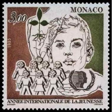 Monaco Neuf ** N° 1478