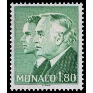 Monaco Neuf ** N° 1479