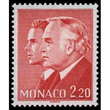 Monaco Neuf ** N° 1480