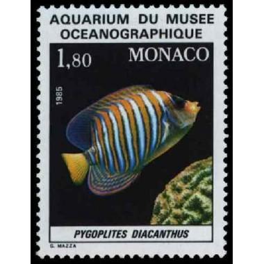 Monaco Neuf ** N° 1483