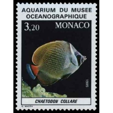 Monaco Neuf ** N° 1485