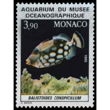 Monaco Neuf ** N° 1486