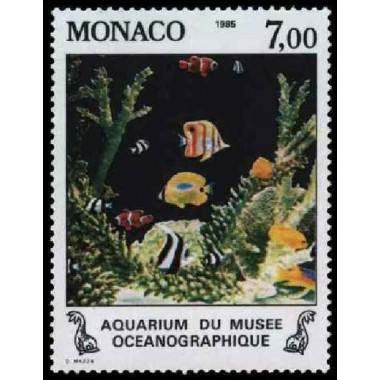 Monaco Neuf ** N° 1487