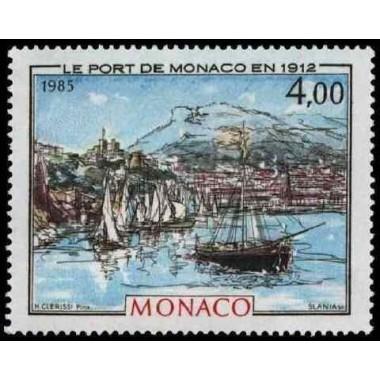 Monaco Neuf ** N° 1492