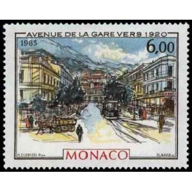 Monaco Neuf ** N° 1493