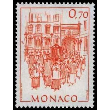 Monaco Neuf ** N° 1512