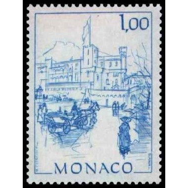 Monaco Neuf ** N° 1515