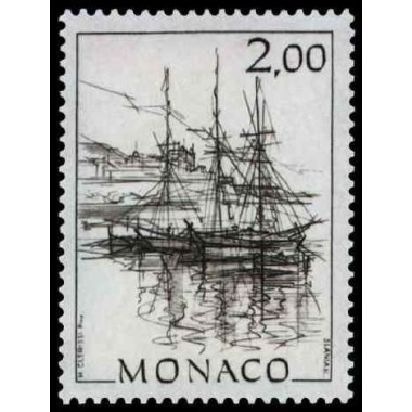 Monaco Neuf ** N° 1516