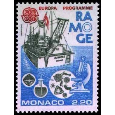 Monaco Neuf ** N° 1520