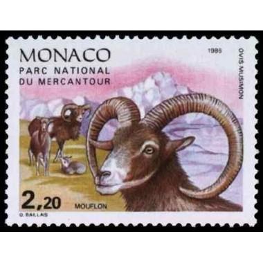 Monaco Neuf ** N° 1522