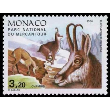 Monaco Neuf ** N° 1524