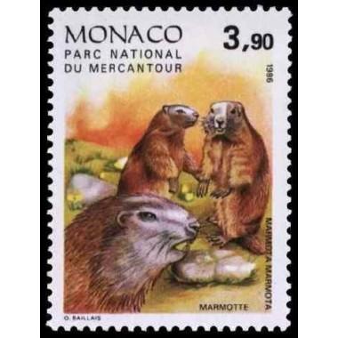 Monaco Neuf ** N° 1525