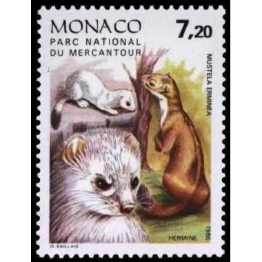 Monaco Neuf ** N° 1527