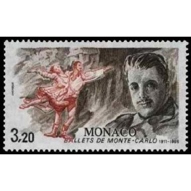 Monaco Neuf ** N° 1533