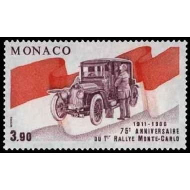 Monaco Neuf ** N° 1534