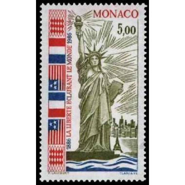 Monaco Neuf ** N° 1535