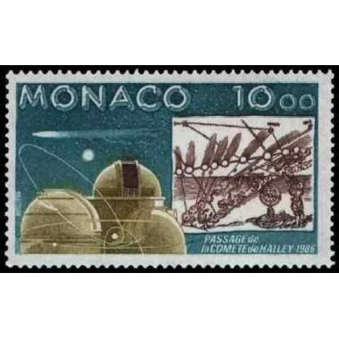 Monaco Neuf ** N° 1536