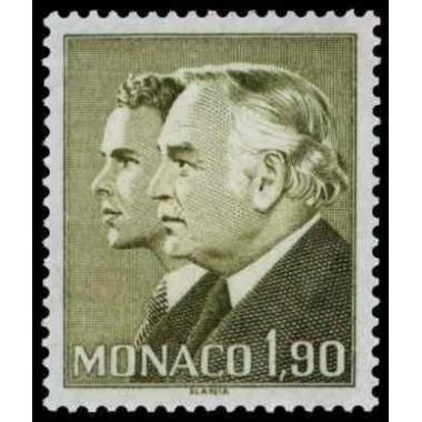 Monaco Neuf ** N° 1538