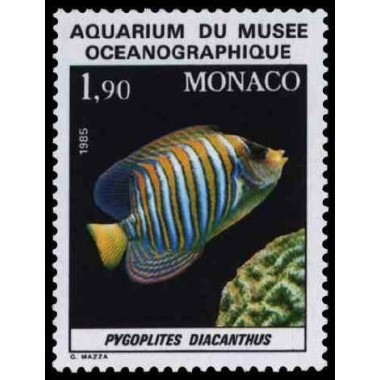 Monaco Neuf ** N° 1541