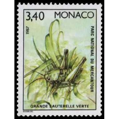 Monaco Neuf ** N° 1572