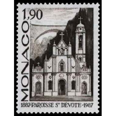 Monaco Neuf ** N° 1573