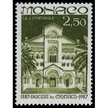Monaco Neuf ** N° 1574