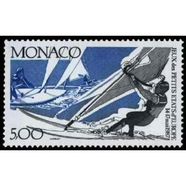 Monaco Neuf ** N° 1580