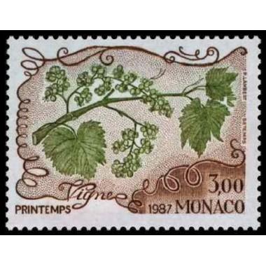 Monaco Neuf ** N° 1581