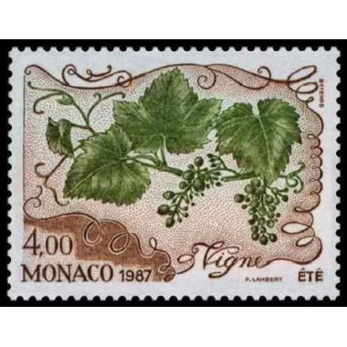 Monaco Neuf ** N° 1582