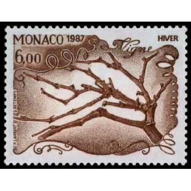 Monaco Neuf ** N° 1584