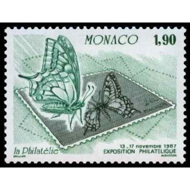 Monaco Neuf ** N° 1585