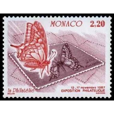 Monaco Neuf ** N° 1586
